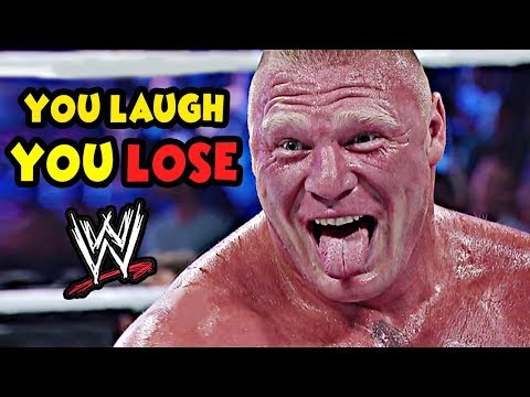 WWE Funniest Moments - YOU LAUGH YOU LOSE! #1 (2018)
