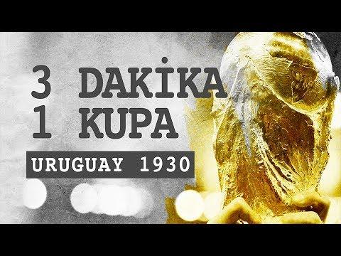 3 Dakika 1 Kupa | Uruguay 1930