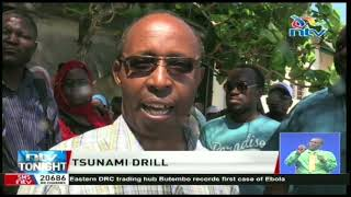Tsunami drill: Interior ministry, Kenya Red Cross lead drill in Watamu