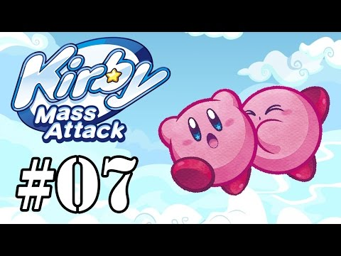 Let's Play: Kirby Mass Attack - Parte 7