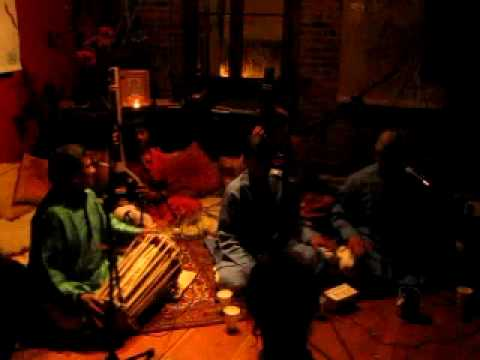 The Gundecha Brothers playing Shiva Shiva Shiva  live @ Shuniaa Yoga, Nevada City, CA
