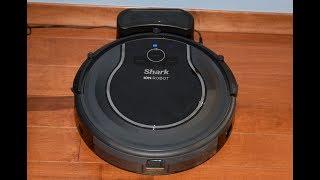 Shark Ion Robot 750 Robotic Vacuum - Voice Command Demo