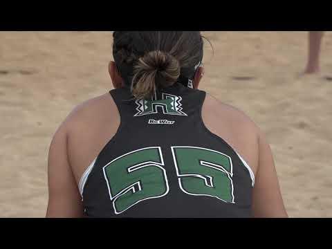 Beach Volleyball Action vs Pepperdine & UCLA