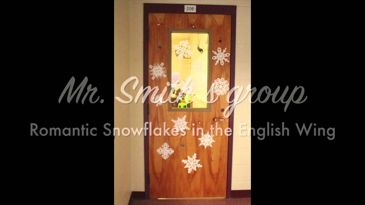 Christmas Door Decorating Contest (Foxcroft Academy 2012) & Christmas Door Decorating Contest (Foxcroft Academy 2012) - YouTube Pezcame.Com
