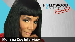 Momma Dee talks LHHATL & Marriage Drama on Hollywood Unlocked [UNCENSORED]
