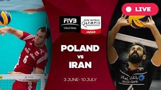 Poland v Iran - 2016 Men