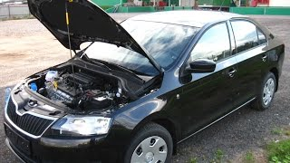 Skoda Rapid #2 - Приемка автомобиля у дилера(Покупка нового автомобиля Skoda Rapid (Шкода Рапид) в салоне. Покупка была совершена в августе 2014 года. На видео..., 2014-10-06T19:00:45.000Z)