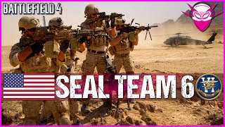 Force Spéciale - SEAL TEAM 6 ➤ BF4 Gameplay FR