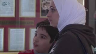 مصر العربية | صرح الشهداء العثمانيين في الأردن .. رفات