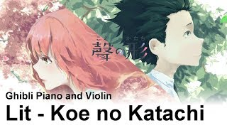 """Lit"" (Koe no Katachi) 
