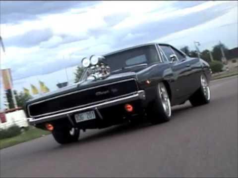 1968 Dodge Charger Wallpaper Cars Sveriges Snyggaste Bil 2009 Youtube