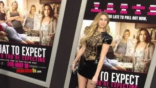 "Whitney Port ""What to Expect When You"