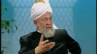 Liqa Ma'al Arab 15 October 1997 Question/Answer English/Arabic Islam Ahmadiyya