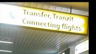 BELGRADE NIKOLA TESLA Airport, transit. Пересадка в аэропорту Белграда.