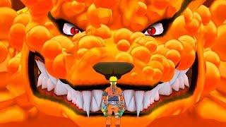 KYUUBI RAMPAGE!   Naruto Shippuden: Dragon Blade Chronicles - Walkthrough Part 11, Gameplay Wii