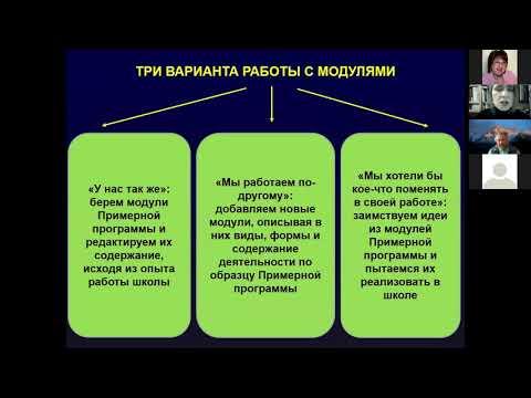 Практико-ориентированный методический семинар «Программа воспитания от проекта до внедрения»