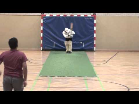 Frankfurt Cricket Club - FCC - Indoor Training February 26, 2016