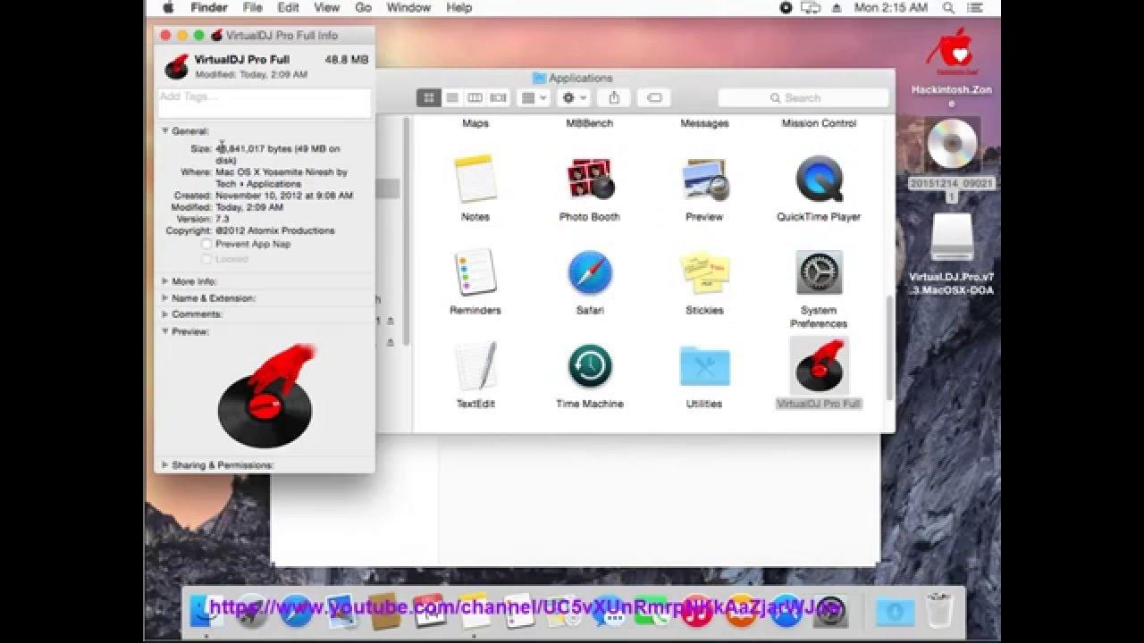 virtual dj pro mac