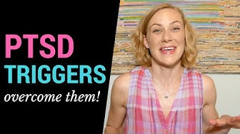 How to overcome PTSD triggers! Mental Health with Kati Morton - POST TRAUMATIC STRESS DISORDER