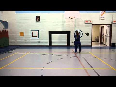 2 Basai Karate Sportif