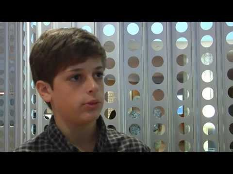 DoDEA News in a Minute: 2013 National Geographic Bee