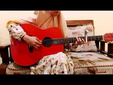 Kun Anta - Humood AlKhudher Guitar Cover