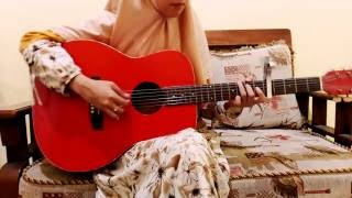 Video Kun Anta - Humood AlKhudher guitar cover download MP3, 3GP, MP4, WEBM, AVI, FLV Desember 2017