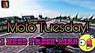 Moto Tuesday | Bandar Kuching JEREBU Teruk!! | Motovlogger Malaysia | FadzAsree