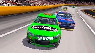 Stock Car Racing - Gameplay Android & iOS game - Car Racing Games