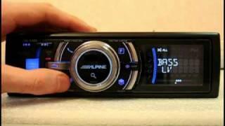 Видеообзор автомагнитолы Alpine IDA-X303 avtocar.kh.ua