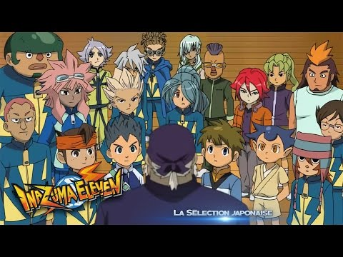 """Inazuma Eleven - 68 """"La Sélection japonaise"""" thumbnail"""