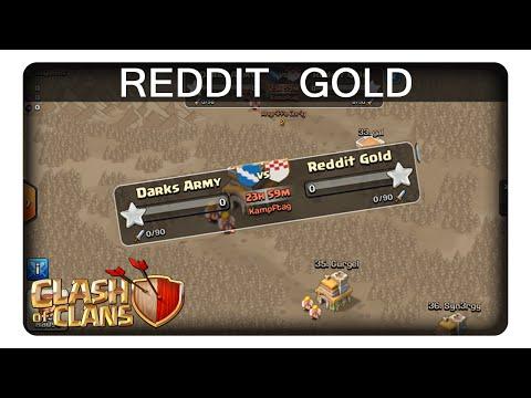 REDDIT GOLD || CLASH OF CLANS | Let's Play CoC | Deutsch