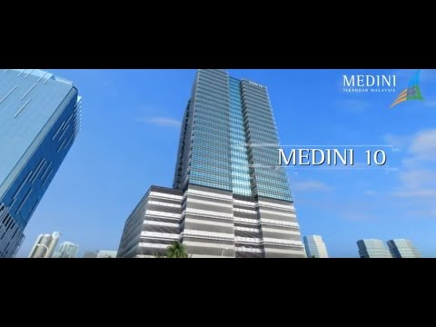 Medini Future CBD of Iskandar Malaysia - IM Investors