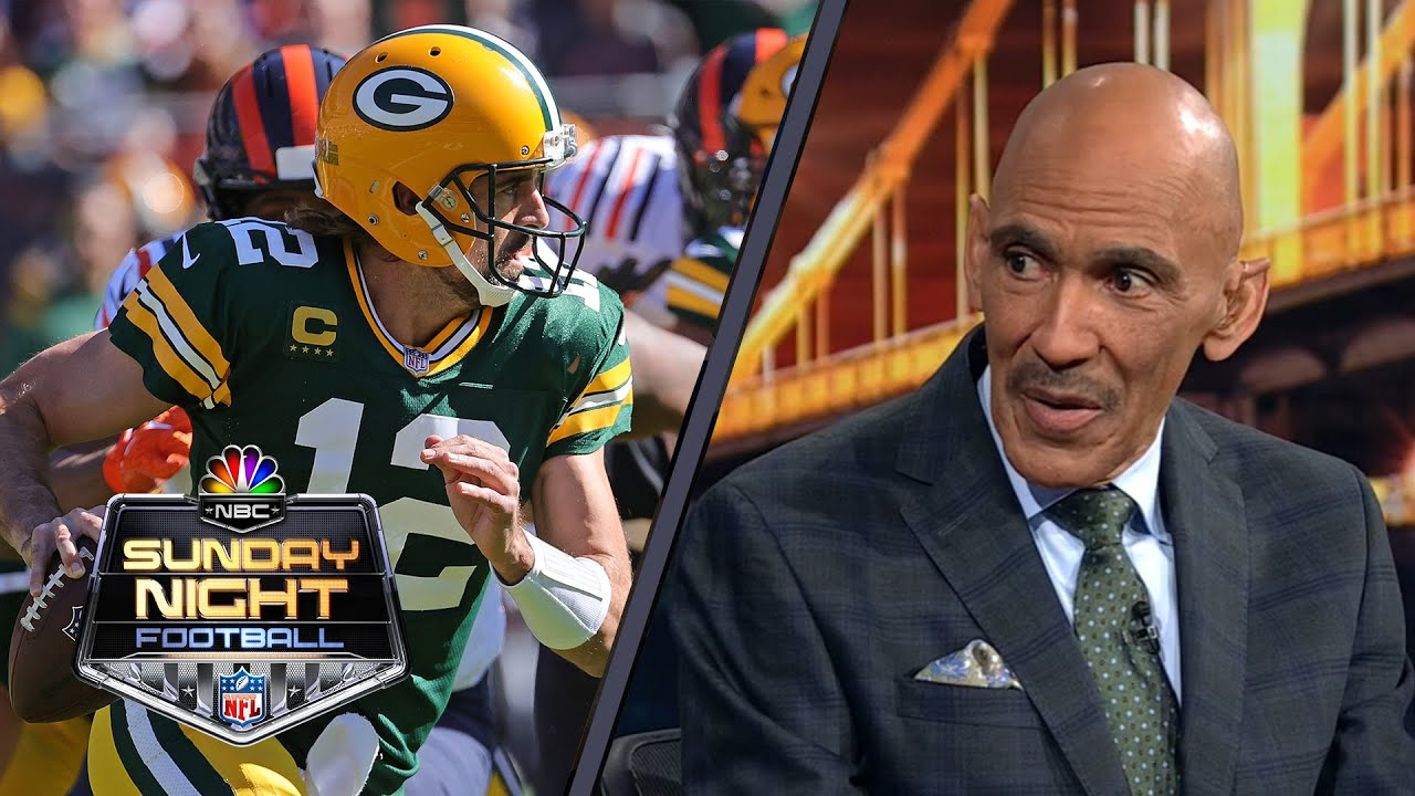 Download NFL Week 6 recap: Green Bay Packers 'own' Chicago Bears, Dallas Cowboys' OT win  | SNF | NBC Sports