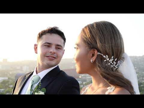 Spectacular Helipad Wedding in Beverly Hills with Heida & Rodrigo @ The Sofitel Hotel