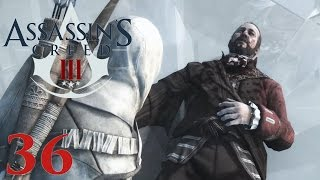 ASSASSINS CREED 3 • William Johnson #036 Let´s Play Assassin´s Creed 3