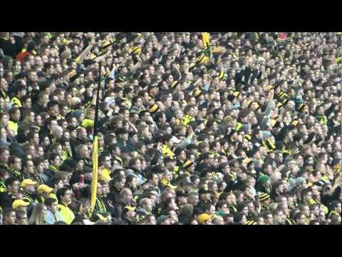 BVB - Scheiße 04 Stimmung Teil 1 Borussia Dortmund Derbysieger Schalke 04 schwatzgelbdevideo