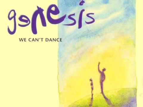 Genesis  ( We Can't Dance - Full Album )