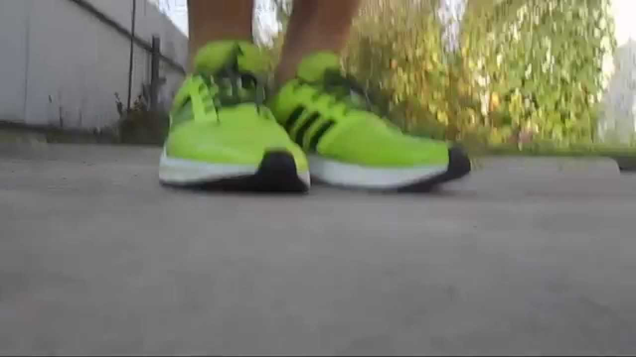 adidas energy boost revenergy techfit m youtube