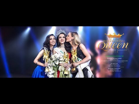 Miss International Queen 2018 | FULL SHOW |  9 March 2018