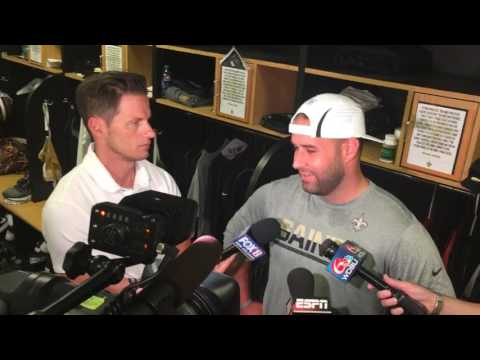 Chase Daniel says New Orleans Saints