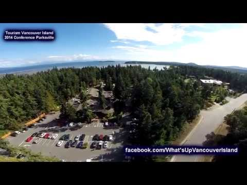 Parksville area and location of the 2014 Tourism Vancouver Island annual conference