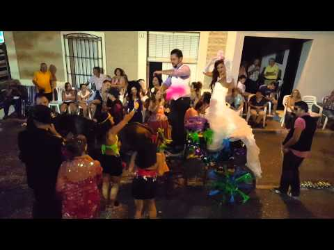 Carroces beniarbeig fiestas 2015