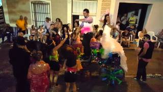 Carroces beniarbeig fiestas 2015