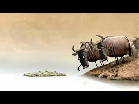 Funny African Cartoon (HD)