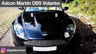 Aston Martin DB9 Volante - Test Drive & Review
