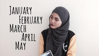 January - May wrap up