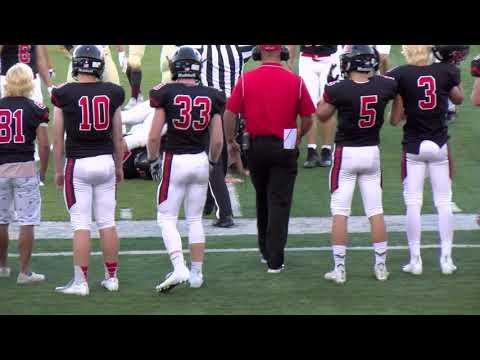 McMinnville High School vs. Milwaukie High School Football