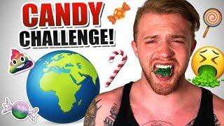 Skurrile Süßigkeiten ALLER Welt ! - Candy Challenge