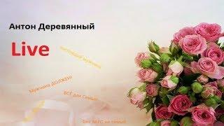 Антон Деревянный Live. Фото в ванной и удаленные чаты.